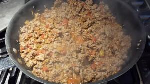 Gluten Free Taco Meat Sauce